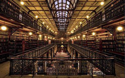 Las 7 bibliotecas más espectaculares del mundo