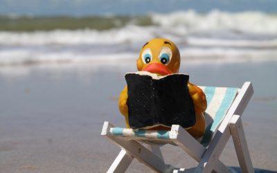 Siete trepidantes libros para leer en verano