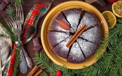 ¿Cómo podrías cortar una tarta en 8 porciones con sólo 3 cortes?